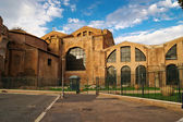 The Baths of Diocletian (Thermae Diocletiani) in Rome — Photo