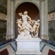 Stock Photo: Laocoon and His Sons statue in VaticMuseum
