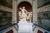 Laocoon and His Sons statue in Vatican Museum — Stock Photo