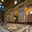 Basilica di San Pietro, Vatican, Rome — Stock Photo