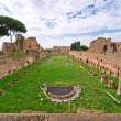 The Stadium of Domitian at the Palatine Hill in Rome, Italy — Stock Photo #14653205