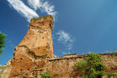 The ruin at the Palatine Hill in Rome, Italy — Stock Photo