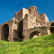Ruins at the Palatine Hill in Rome, Italy — Zdjęcie stockowe