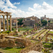 View of the Roman Forum in Rome, Italy — Stock Photo #14835457