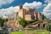 Temple of Venus in Rome — Stock Photo