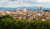 View of Rome cityscape — Stock Photo