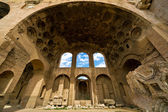 The Basilica of Maxentius and Constantine in Rome — Stock Photo