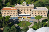 Palácio do governador da cidade do vaticano — Foto Stock