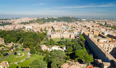 View of Rome cityscape — Photo