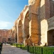 Stock Photo: Baths of Caracalla, Rome