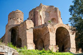 Ruins at the Palatine Hill in Rome, Italy — Stock Photo