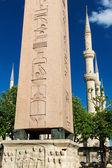 The Obelisk of Theodosius in Istanbul, Turkey — Zdjęcie stockowe