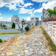 The Yedikule Fortress in Istanbul, Turkey — Foto Stock