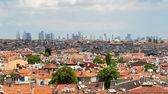 Vista panoramica di istanbul, turchia — Foto Stock