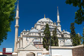 The Fatih Mosque in Istanbul, Turkey — Stock Photo