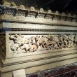 Stock Photo: Famous sarcophagus of Alexander in Istanbul Archaeology