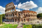 Колизей в Риме — Стоковое фото