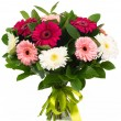 Bouquet of gerberas — Stock Photo #37578271