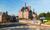 Old village in the Loire Valley in France — Stock Photo