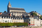 The cathedral of St. Louis in Blois, France — Stock Photo