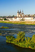 Abbaye Saint-Laumer in Blois, France — Stock Photo