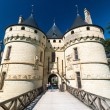 Chateau de Chaumont-sur-Loire, France — Stock Photo