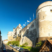 Chateau de Amboise, France — Stock Photo