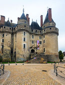 The Chateau de Langeais, France — Foto de Stock