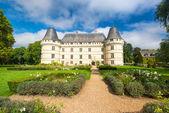 Chateau de l'islette, frankrike — Stockfoto