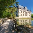 The chateau de Azay-le-Rideau, France — Stock Photo #39889797