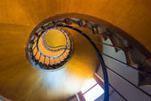A spiral staircase — Stock Photo