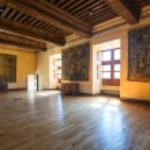 Interior chateau de Azay-le-Rideau, France — Stock Photo