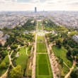 Stock Photo: Champ de Mars in Paris
