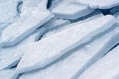 冰蓝色背景 — 图库照片