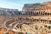 Colosseum (Coliseum) in Rome — Stock Photo