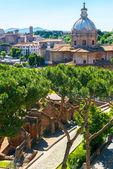 Forum romain à rome — Photo