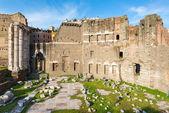 Forum of Augustus in Rome — Foto de Stock