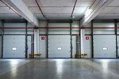 A modern storage room — Stock Photo