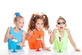 Summer children — Stock Photo