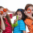 Kids healthy eating diet — Stock Photo #47466663