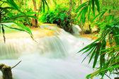 Kuang si vattenfall — Stockfoto