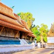 Tourist temple in Laos — Stock Photo #14952837