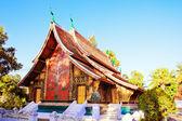 Beautiful views temple — Stock Photo