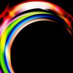 ������, ������: Brightening curve on black