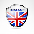 Flag of England - Stock Vector