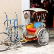Stock Photo: Tricycle taxi