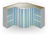 Apartment — Stock Vector