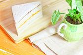 Poulet jambon — Photo