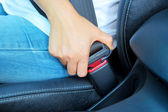 Safety belt — Stock Photo