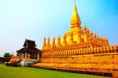 Vientiane Phrathatluang Museum — ストック写真